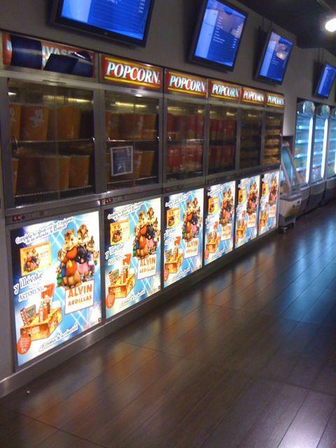 Avatar 3d en el kin polis de madrid los archivos de for Sala 8 kinepolis